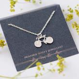 Heather Scott Jewellery Bicycle Necklace