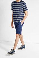 Incotex Royal Batavia Cotton Bermuda Shorts