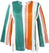 Marco De Vincenzo striped blouse - women - Viscose - 44