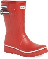 Hunter 'Original Short' Wedge Rain Boot (Women)