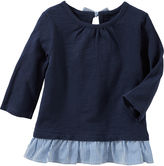 Osh Kosh Oshkosh Long Sleeve Blouse - Preschool Girls