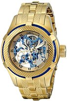 Invicta Women's 17177 Bolt Analog Display Mechanical Hand Wind Gold Watch