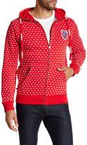 K-Swiss Long Sleeve Printed Jacket