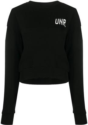 Unravel Project Logo Long-Sleeve Sweatshirt