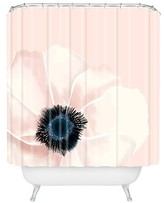 """DENY Designs Khristian A Howell Fleur in Rose Shower Curtain by 71""""x74"""")"""