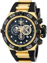 Invicta Men's 6583 Subaqua Noma IV Collection Chronograph Polyurethane Watch