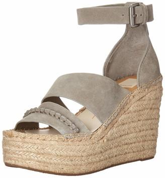Dolce Vita Women's SIMI Espadrille Wedge Sandal