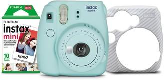 Instax Mini By Fujifilm Instax 2019 Mini 9 Q4 3-Piece Set - Ice Blue