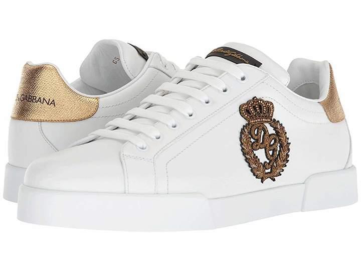 Dolce & Gabbana Medal Sneaker