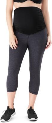 Belly Bandit® ActiveSupport® Essential Capri Maternity Leggings