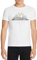 Marc Jacobs Hollywood Palms Graphic Tee