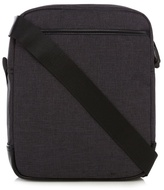 Jeff Banks Dark Grey Messenger Bag