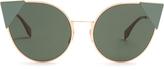 Fendi Lei cat-eye sunglasses