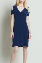 Clara Sunwoo Cold Shoulder Dress