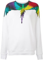 Marcelo Burlon County of Milan 'Eva' sweatshirt - women - Cotton - XS