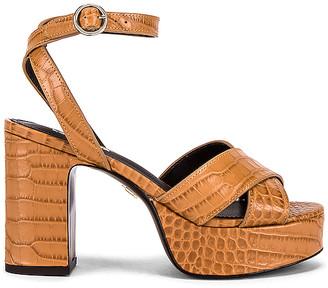 Lola Cruz Crion Platform Sandal