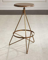 Arteriors DAKOTA SWIVEL BAR STOOL