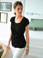Vertbaudet Maternity & Nursing T-shirt With Lace Detail