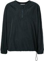Vince pullover jacket - women - Cotton/Polyimide - M