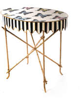 Mackenzie Childs MacKenzie-Childs Butterfly Collection Side Table