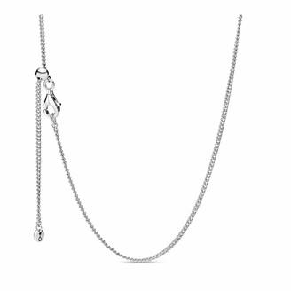 Pandora Women Sterling Silver Necklace - 398283-60