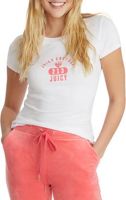 LA Juicy Logo Tee