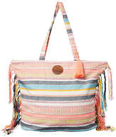 Rip Curl New Women's Chela Standard Tote Bag Cotton Acrylic