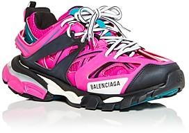 Balenciaga Women's Track Low Top Sneakers
