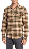 Patagonia Regular Fit Organic Cotton Flannel Shirt