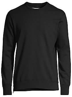 Reigning Champ Men's Core 2 Side-Zip Pullover