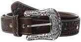 Ariat Turquoise Inlay Belt Women's Belts