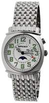 Breed Men's Ray Watch with Stainless Steel Bracelet