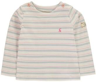 Joules Long Sleeve Stripe T Shirt