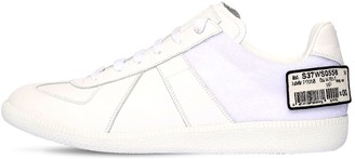 Maison Margiela Replica Leather Strap Sneakers