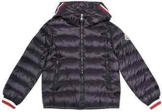 Moncler Enfant Giroux hooded down puffer jacket