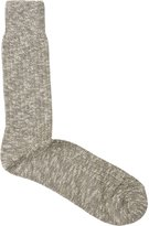 Reiss Alvaro Melange Weave Socks