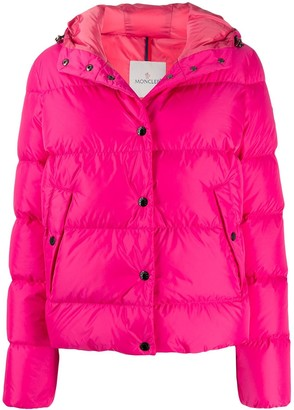 Moncler Lena quilted padded jacket