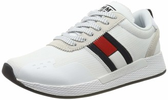 Tommy Hilfiger Technical Pin Logo Sneaker Womens Low-Top Sneakers