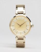Armani Exchange Gold Olivia Watch AX5316