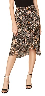 Cupcakes And Cashmere Casey Wrap Skirt