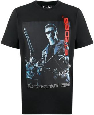 Études Wonder Hasta La Vista T-Shirt