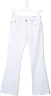 Diesel TEEN bootleg denim jeans