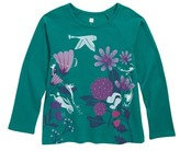 Tea Collection Toddler Girl's Will O' The Wisp Graphic Tee