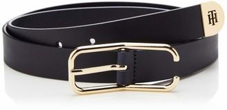 Tommy Hilfiger Women's New Buckle Belt 2.5