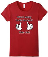 Men's This Girl Is Going To Be An Aunt Shirt - Expect Niece Nephew 2XL