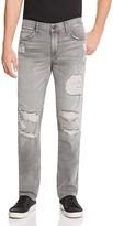 J Brand Tyler Destroyed Slim Fit Jeans in Olantis