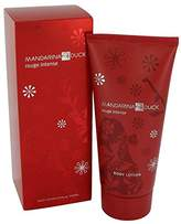 Mandarina Duck Rouge Intense by Body Lotion 6.8 oz [Misc.]