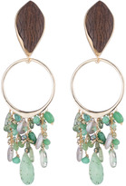 Alexis Bittar Dangling Cluster Clip Earring
