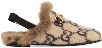 Gucci Children's Princetown slipper
