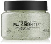 The Body Shop Fuji Green TeaTM Exfoliating Body Scrub
